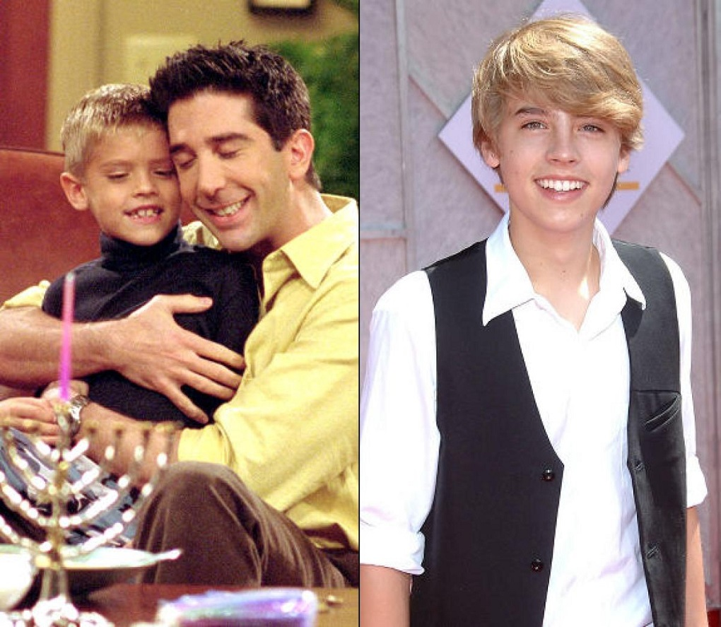 """22 """"Friends"""" Stars Then And Now 